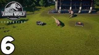 Jurassic World Evolution. Два новых острова