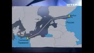 Газофикация России, Украины и Европы.