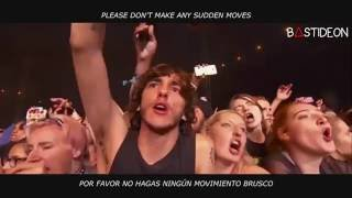 twenty one pilots heathens   live reading festival 2016 lyrics sub espaol