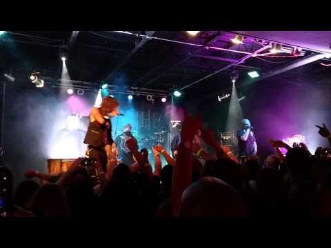 Mushroomhead Clicks Live Tyler,Tx 08/29/15