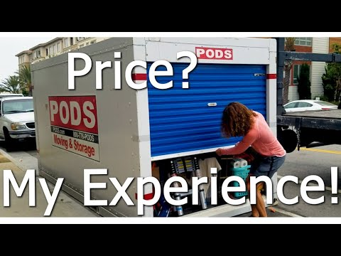 Download PODS Review – I Moved Across The Country with PODS Moving (Price, Damage, etc)