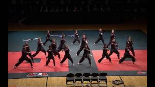 2016 ATA Fall Nationals Victory Martial Arts - Dr. Phillips -  X Treme Demo Team