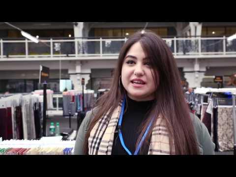 The London technical Textile Fair
