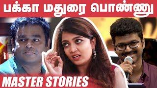 Vijay happy – Soundarya | Master Shooting Story