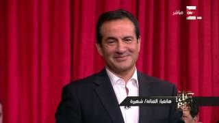 الفنانة شهيرة لـ محمد ثروت: انا مستمتعة بصوتك جدا .. أنت انسان رائع