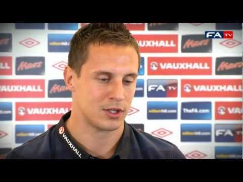Jagielka Expecting Tough Game In Warsaw | Poland V England WCQ