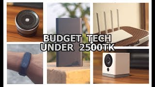 Best Budget Tech Under 2500 Taka | Best Budget Tech Episode 2 | ATC