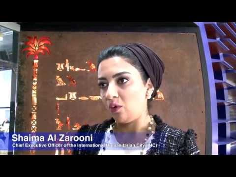 Interview with Her Excellency Shaima Al Zarooni, Chief Executive Officer of the (IHC)