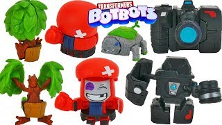 Transformers BotBots Single Surprise Packs New Tribes Shed Heads Techie Team Energon Series 1