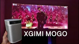 XGIMI MOGO Portable Video Projector - Android TV OS - Autofocus - 10400mAH - Any Good?
