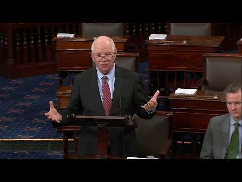 Senator Cardin outlines just released Russia Report