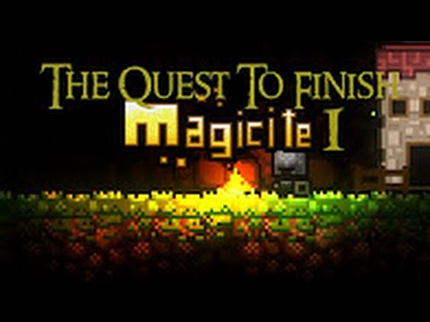 The Quest To Finish Magicite Episode 1 -  Now with more awkward situations