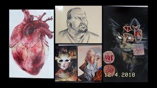 Baixar My Fine Art Portfolio for Uni  (Accepted, D*D*D*)