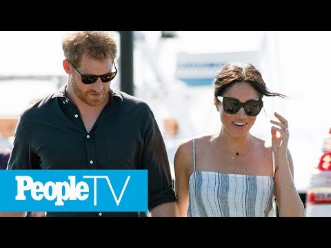 Meghan Markle Just Broke Another Royal Style Rule With Her Most Daring Look Yet | PeopleTV