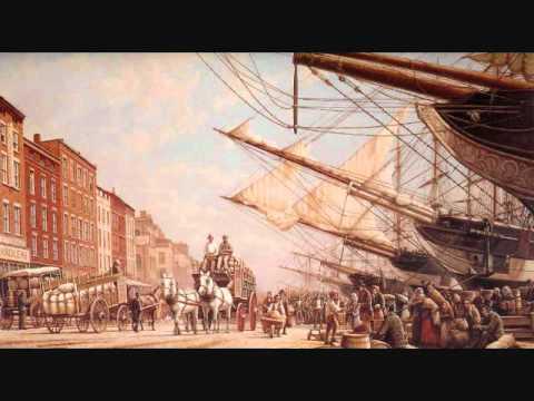 Ewan MacColl & A.L. Lloyd - Row Bullies Row (sea chantey)