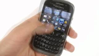 BlackBerry Curve 9320 hands-on