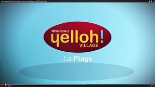 Vidéo Camping Yelloh! Village La Plage à Le Guilvinec - Camping Bretagne - Yelloh Finistère - Océan
