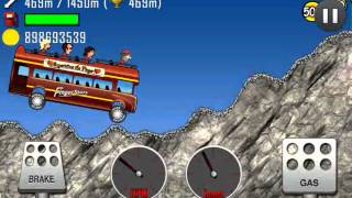 Hill Climb Racing All Vehicles and Maps
