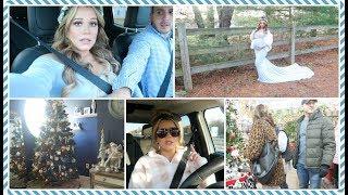 Ulta HAUL + Maternity Photoshoot & Christmas Light Show!