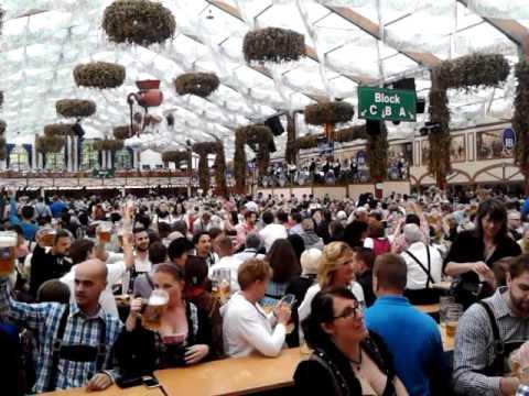 """Oktoberfest München Wiesn """"ein Prosit..."""""""