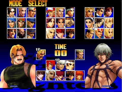 King Of Fighters 97 Heavenly Fight (拳皇97天国激战) For Share