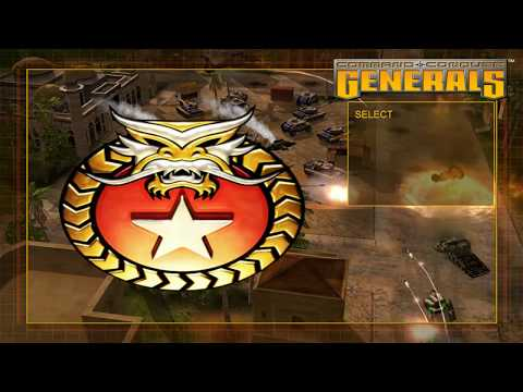 Command and Conquer: Generals - China 01
