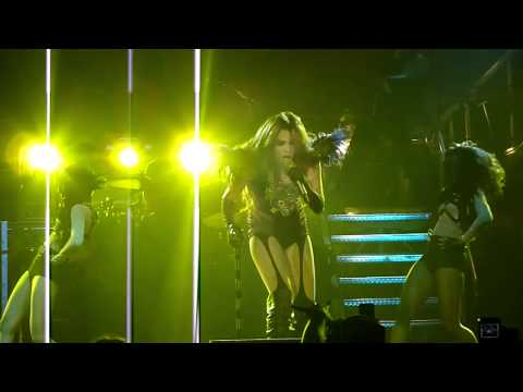Miley Cyrus  Cant Be Tamed HD   From Brisbane Australia