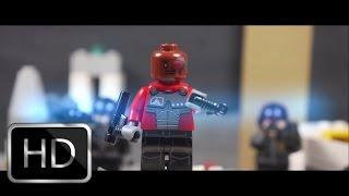 Lego Suicide Squad TV Spot 2 recreation shot for shot