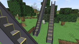 ЭСКАЛАТОР В Minecraft WTF