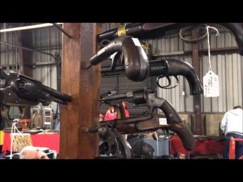 Baltimore Antique Arms Show 2016