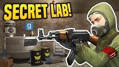 I BUILT A SECRET LAB UNDERGROUND - Gmod DarkRP | Advanced Chemist Build!
