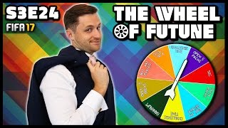 THE WHEEL OF FUTUNE! - S3E24 - Fifa 17 Ultimate Team