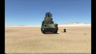DCS World Ka 50 SEAD Mission With Tacview