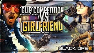 FaZe Agony: CLIP COMPETITION VS GIRLFRIEND (BO3)