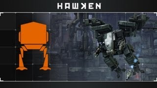 HAWKEN - Mech Mechanics: Rocketeer