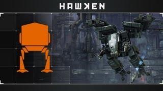 HAWKEN - Mech Mechanics: Rocketeer