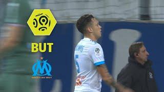 But Lucas OCAMPOS (80') / Olympique de Marseille - AS Saint-Etienne (3-0)  / 2017-18