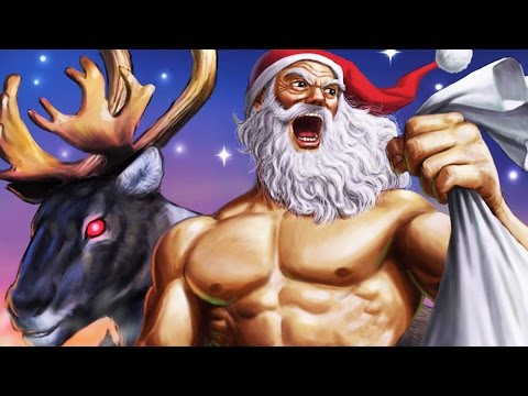 EPIC SANTA - Dec 2015 Art Challenge - EPIC PRIZES!