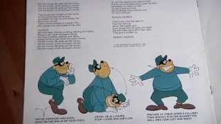 "Disneyland Records - Mousercise - ""Get The Money (Uncle Scrooge"