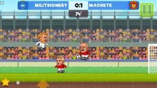 Чемпионат голов по футболу 2 // Football Headz Cup 2