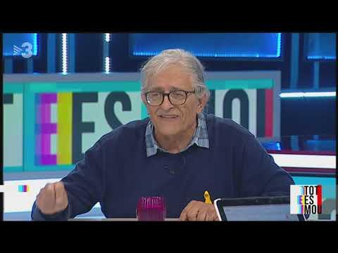 Tot es mou - Ramón Cotarelo:
