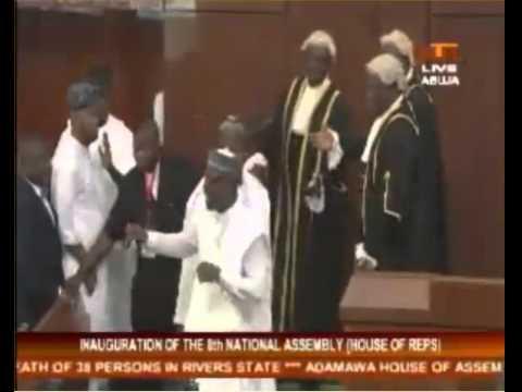 Yakubu Dogara Wins Nigeria The House Of Representatives Speakers Race