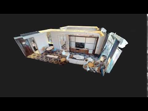 1BR Suite – Virtualeyes Matterport Virtual Tour Dubai