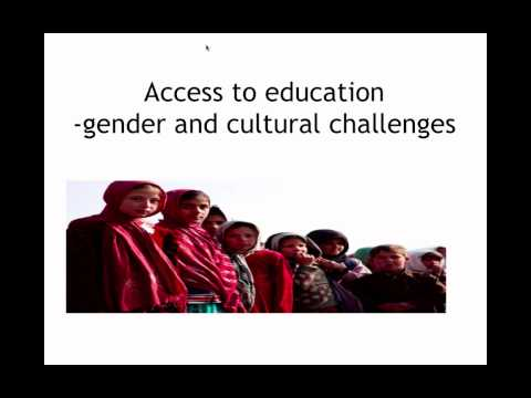 Education in post-conflict societies