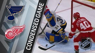 St. Louis Blues vs Detroit Red Wings – Dec. 09, 2017 | Game Highlights | NHL 2017/18. Обзор матча