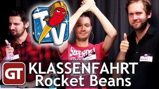 Thumbnail für GameTube vs. Rocket Beans: Die große Hamburg-Klassenfahrt