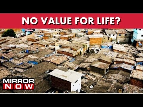 Ghatkopar Slum Residents Moved To Industrial Area After The Slums Were Razed Down I The News