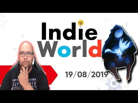 Nintendo Indie World Live Reaction