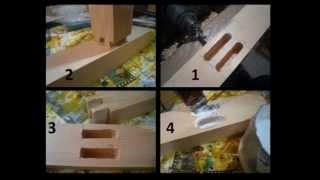 Изготовление рамы с двойными стеклами