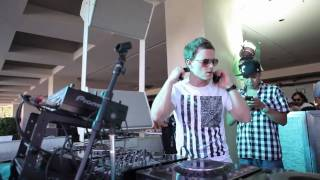 Wet Republic: MDW 2010 -  Deadmau5, Sharam, Roger Sanchez, Fedde Le Grand, Afrojack (HD 720p)